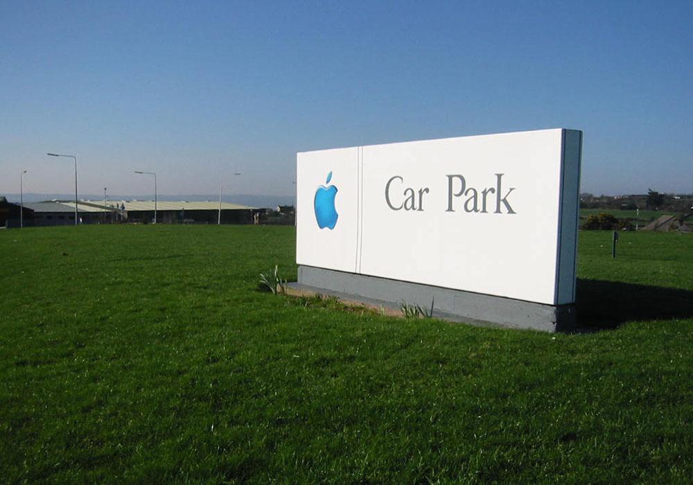 Car Park Cork Irlande