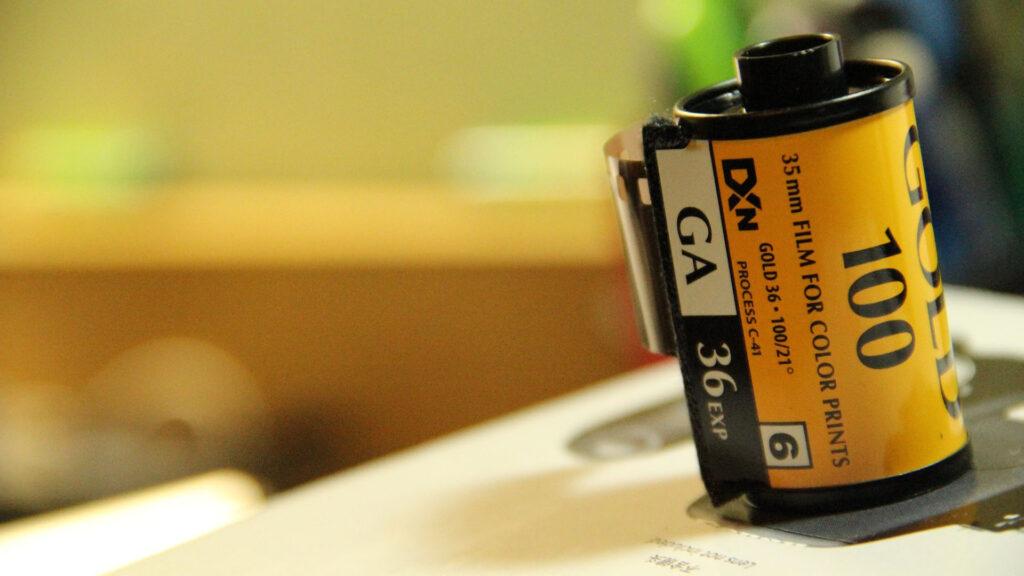pellicule Kodak