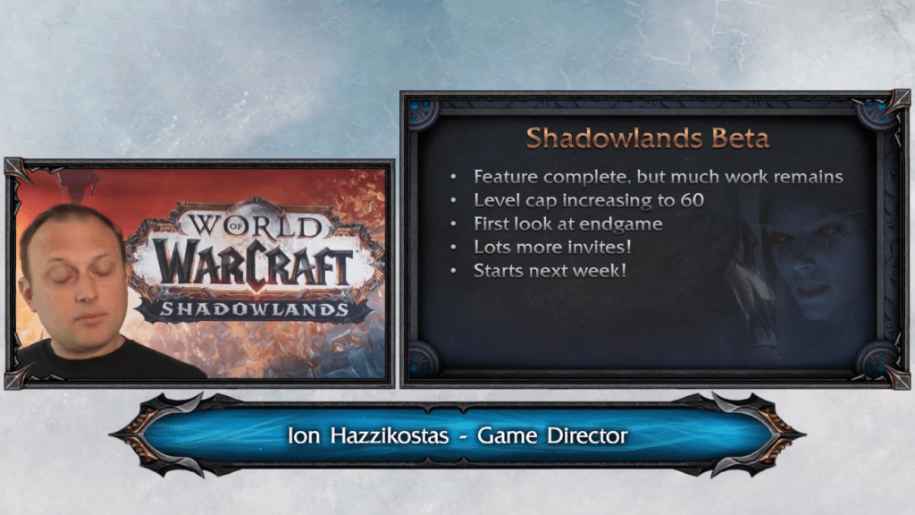 Shadowlands Beta