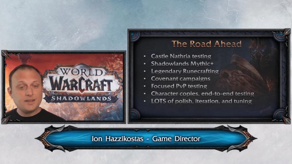 Shadowlands endgame