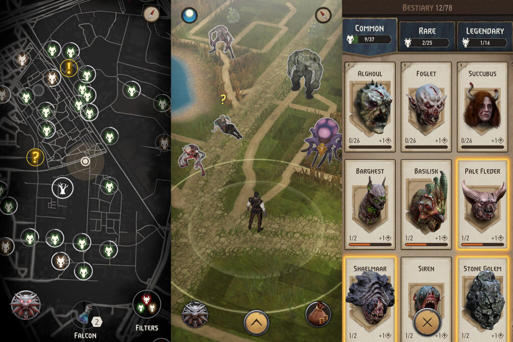 tw monster slayer 1024x683 - The Witcher is coming to Android and iOS in an augmented reality game