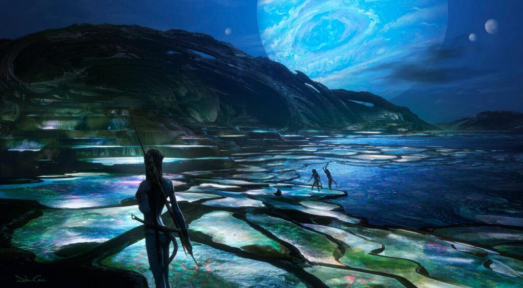 Avatar 2 artwork