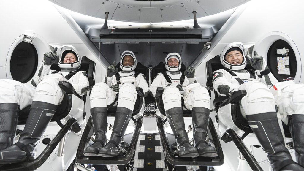 Crew-1 SpaceX