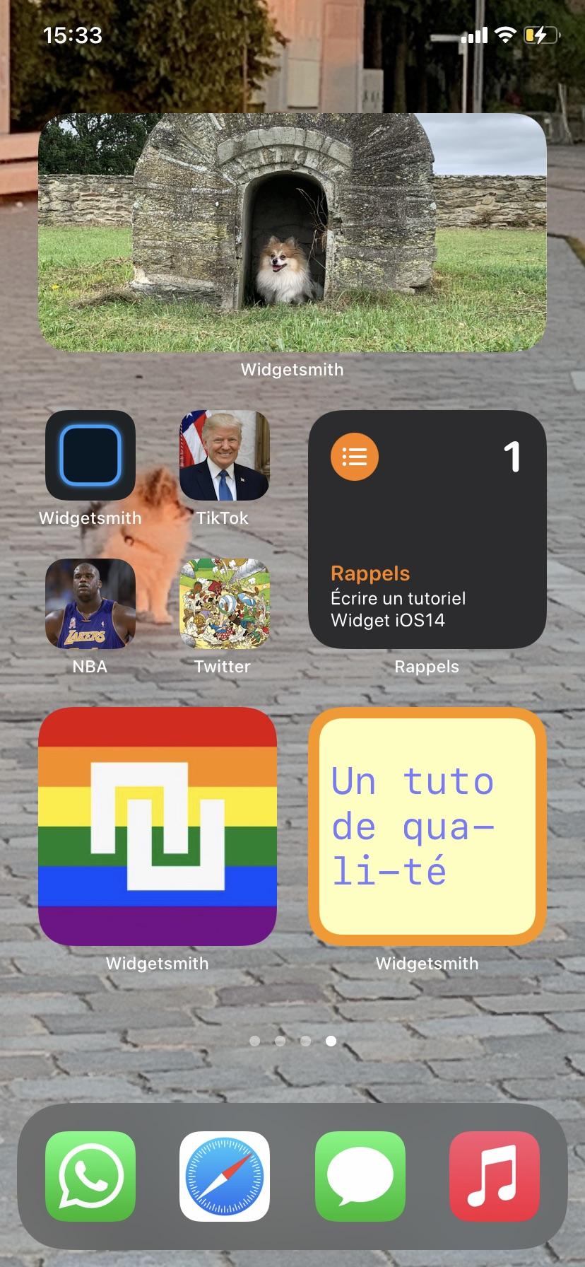 Widgets Ios 14 Comment Personnaliser L Ecran D Accueil De Votre Iphone