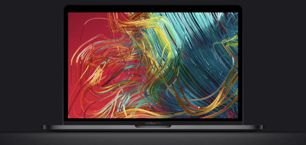 """Le Macbook Pro 13"""" 2020 avec un SSD de 512 Go chute à son plus bas prix"""