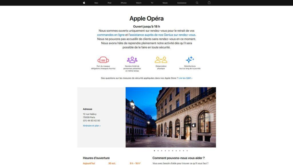Apple Opéra