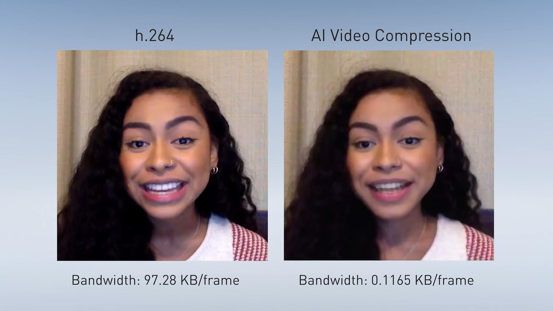 Nvidia a trouvé un astuce pour diffuser votre visage par webcam, mais sans la vidéo