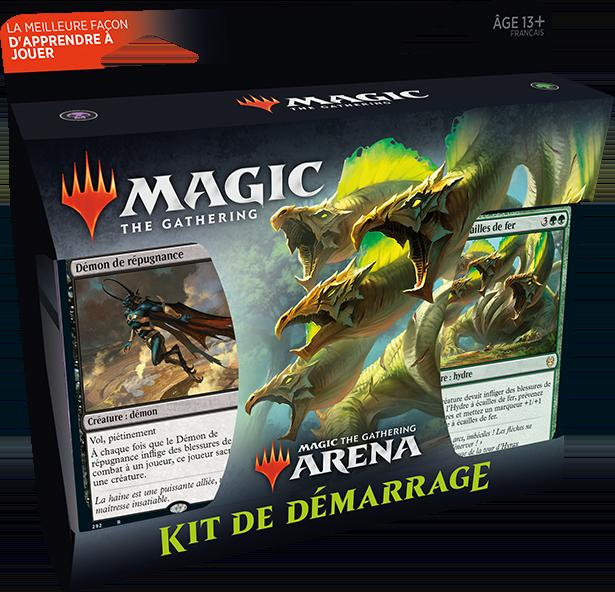 Magic : kit de démarrage