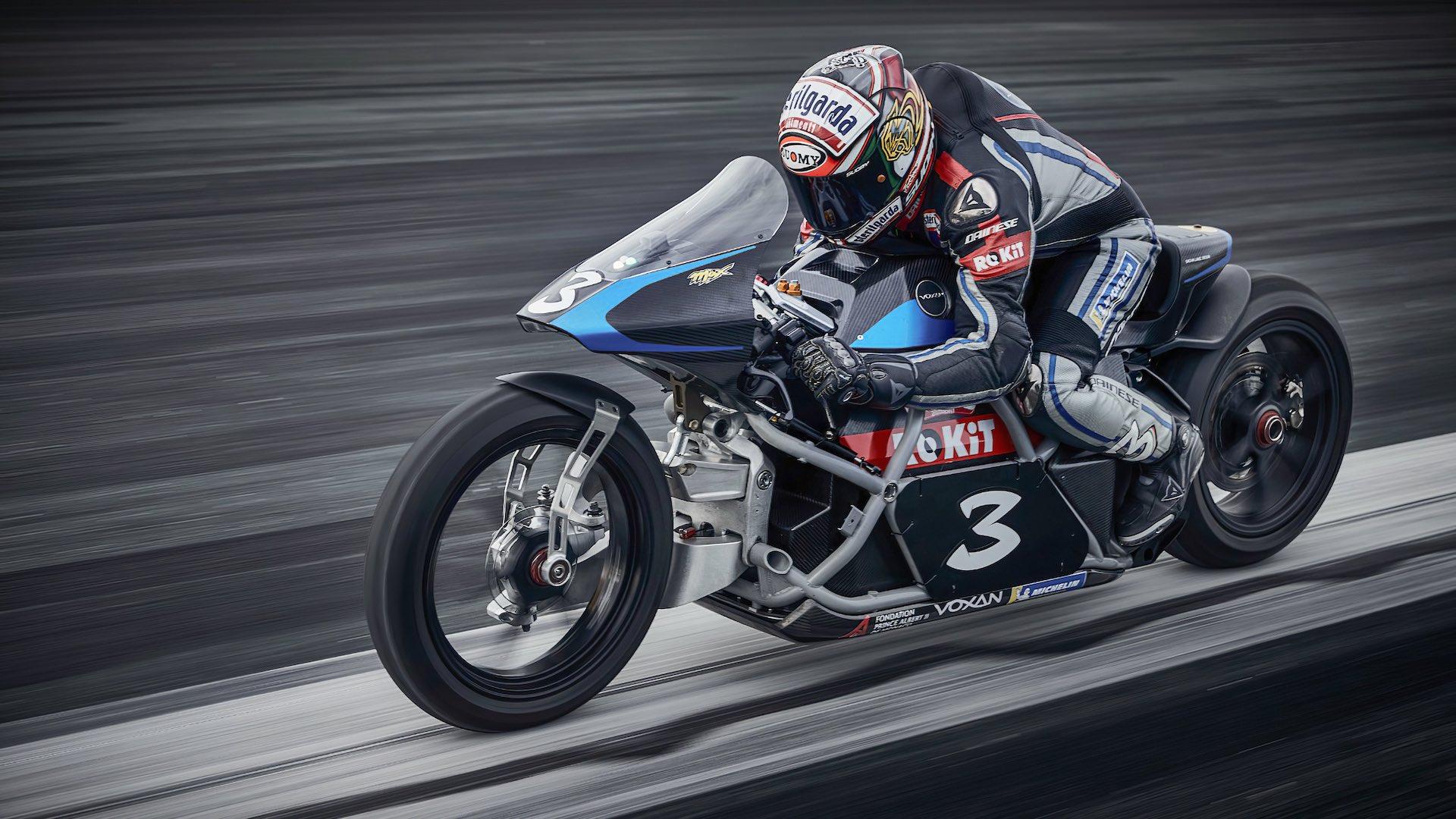 Damon Hypersport, la moto qui vous veut du bien - TopGear
