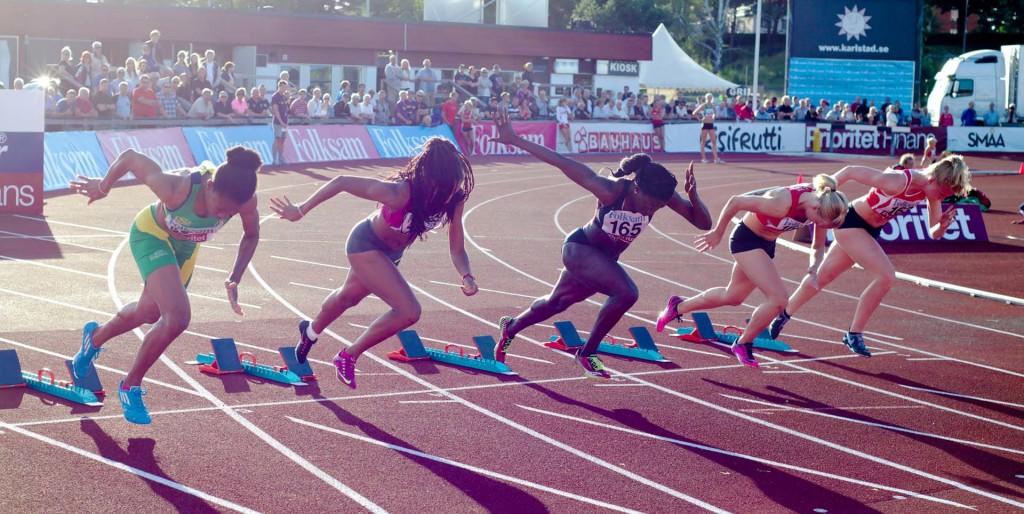 Course sport compétition