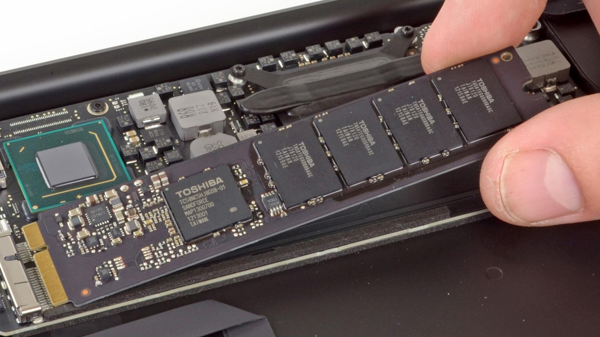 Augmenter la capacité de stockage des MacBook avec un SSD ...