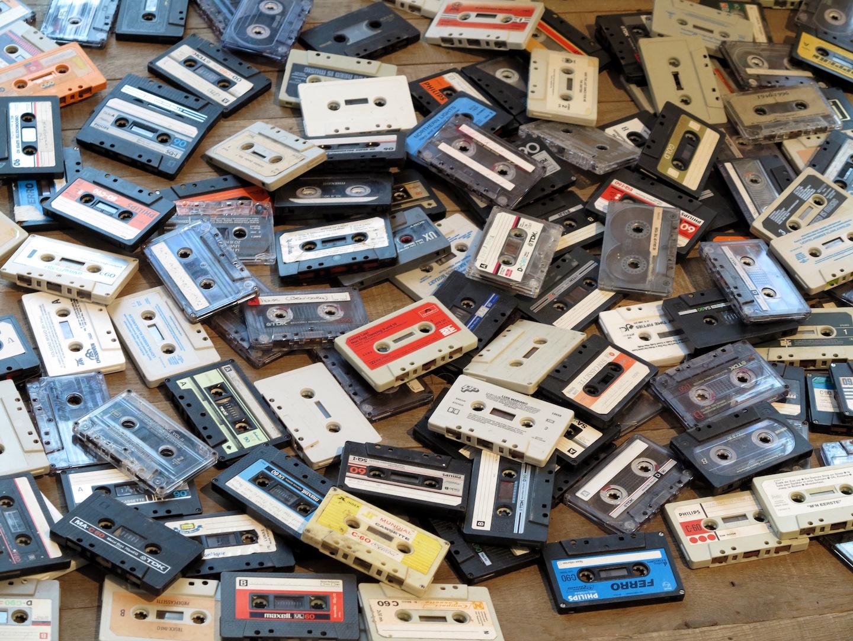 Séquence nostalgie : plongez dans la fabrication des cassettes audio
