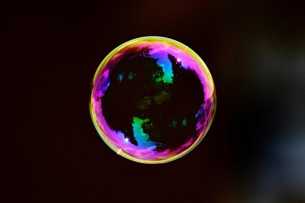bulle filtrage filtrante algorithme