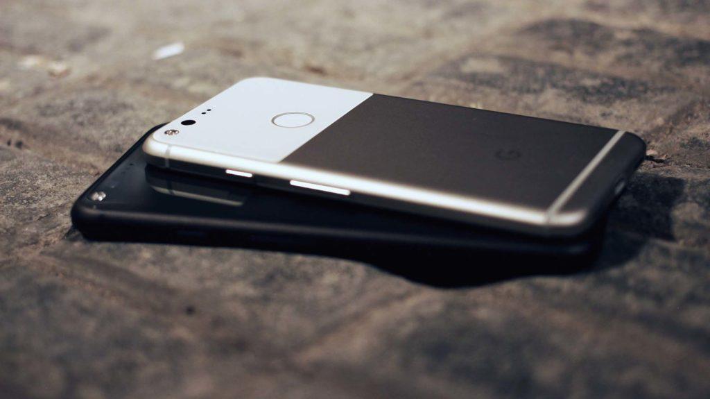 pixel-smartphone
