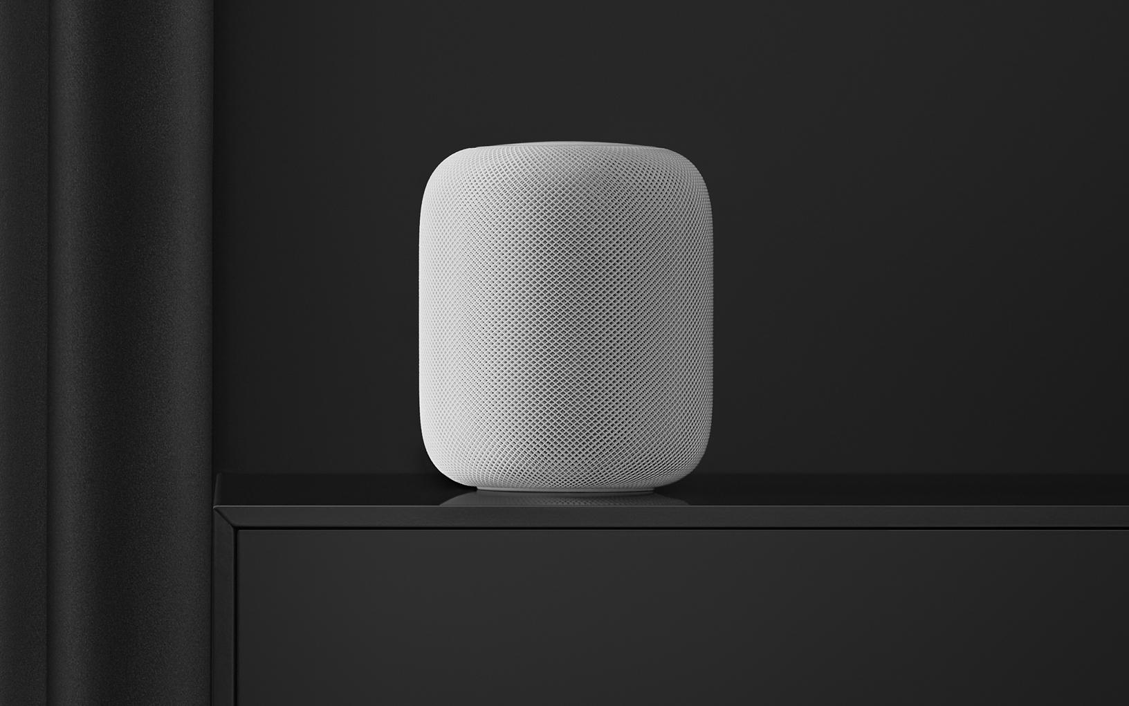Le top des assistants vocaux pour la maison en 2021 - Apple Homepod
