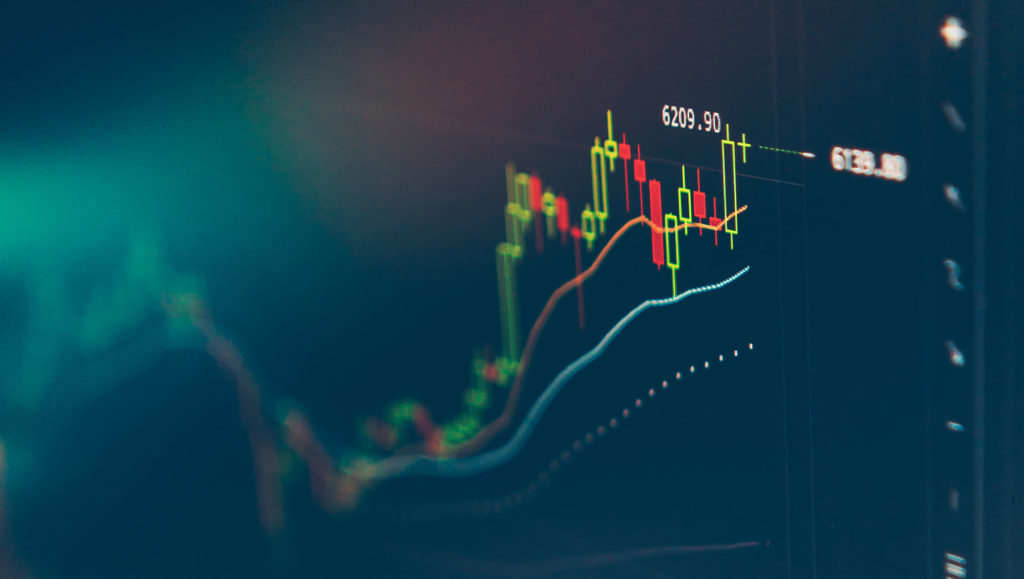 Bitcoins chart