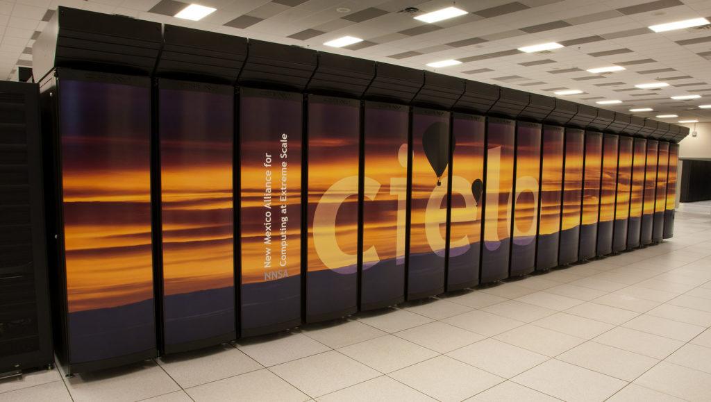 superordinateur supercalculateur