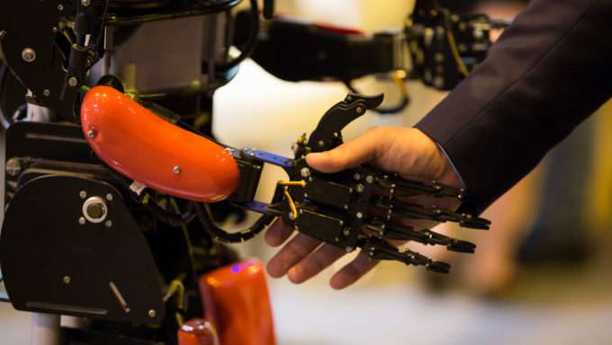robot main