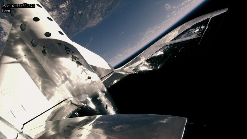 Virgin Galactic VSS Unity SpaceShipTwo