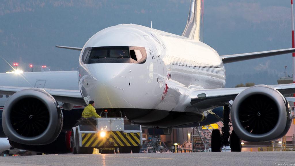 Avion Boeing 737 MAX