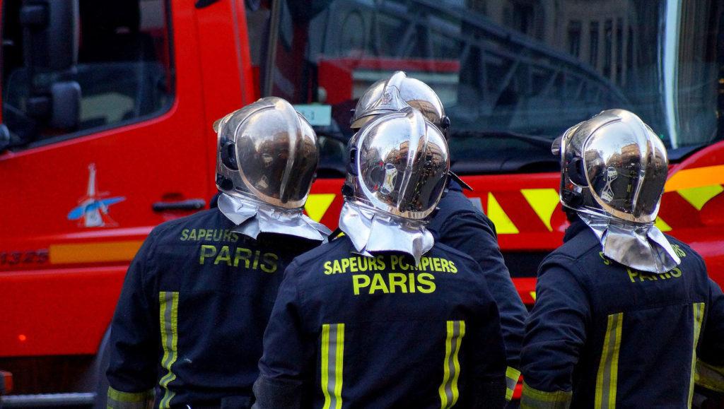 pompiers sapeurs