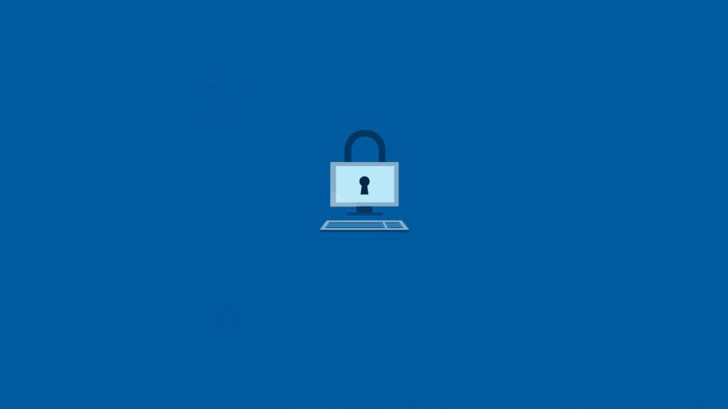 Sécurité ordinateur mot de passe code