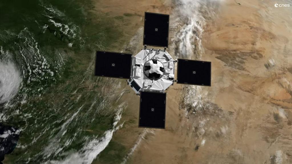 Composante spatiale optique CSO