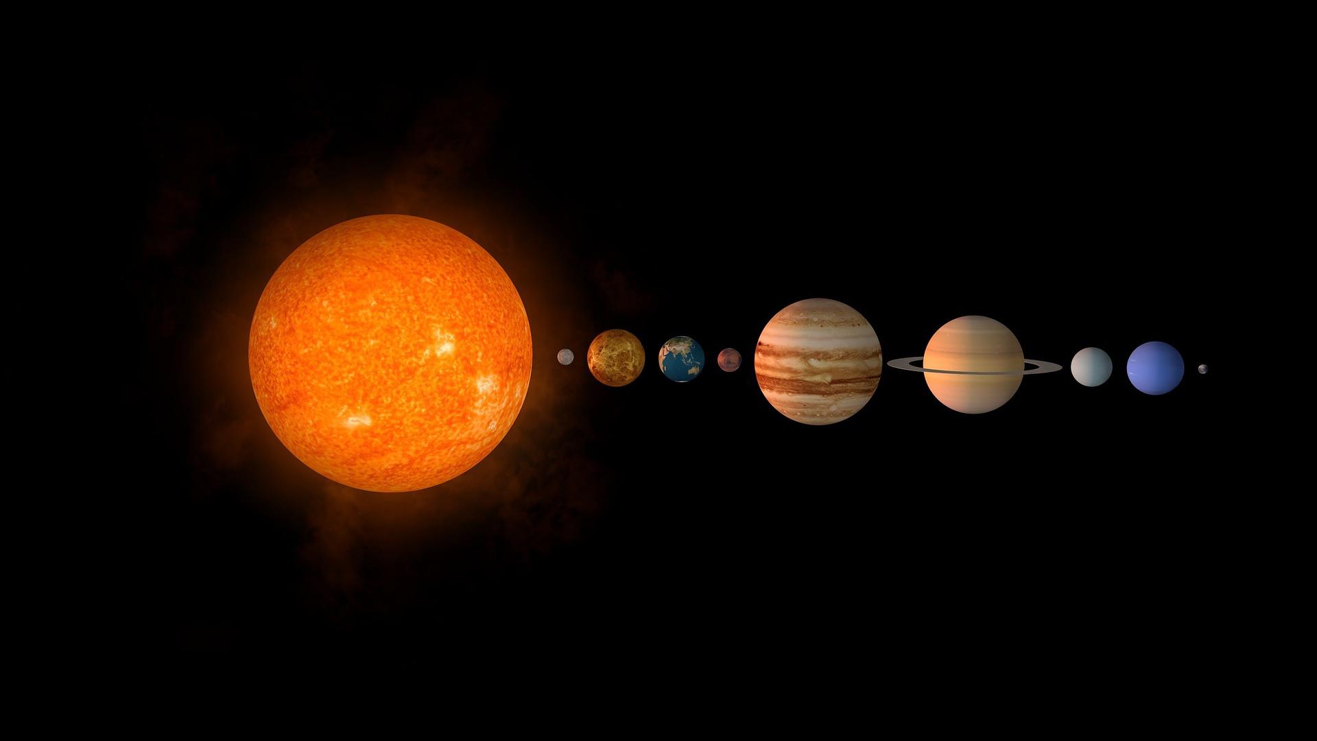 Le Système solaire est coupé en deux, mais pourquoi ?