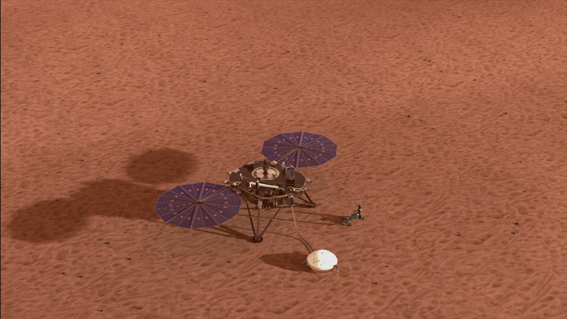Radio brouillée, téléphone coupé... : et si la solution à ces problèmes terrestres était sur Mars ?