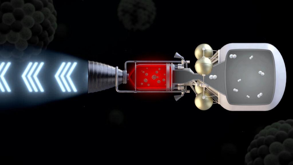 propulsion nucléaire thermique