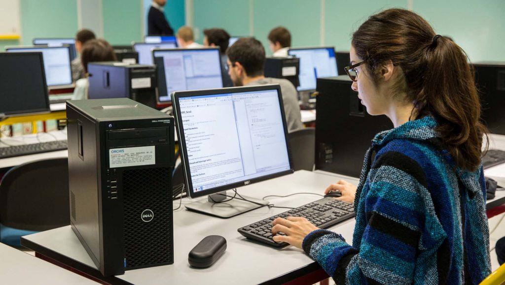 ordinateur cours informatique