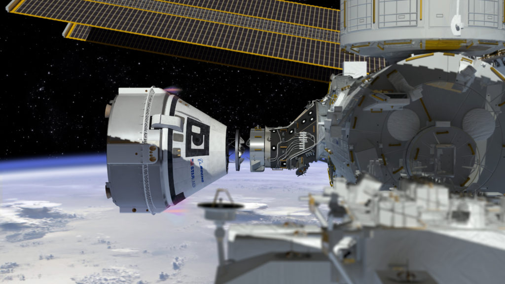 boeing starliner station spatiale iss