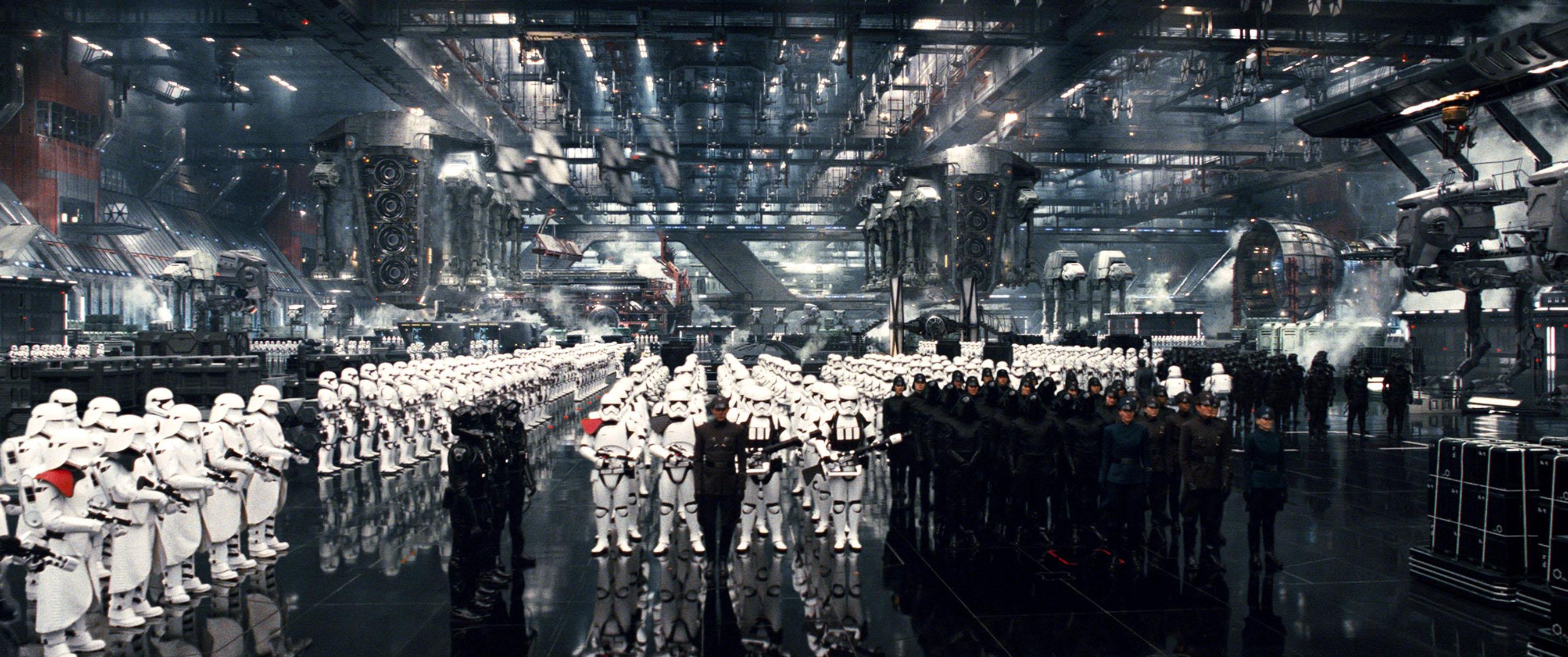 Premier ordre stormtroopers