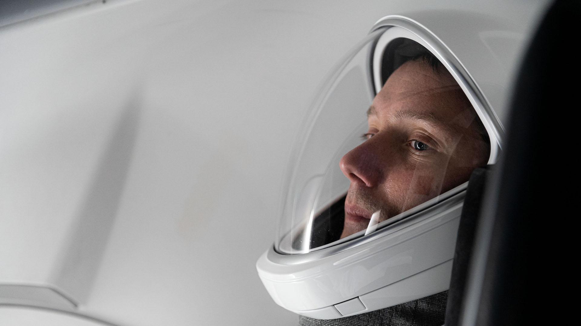 Pourquoi Thomas Pesquet et les astronautes doivent être dans la capsule SpaceX lors de son déplacement