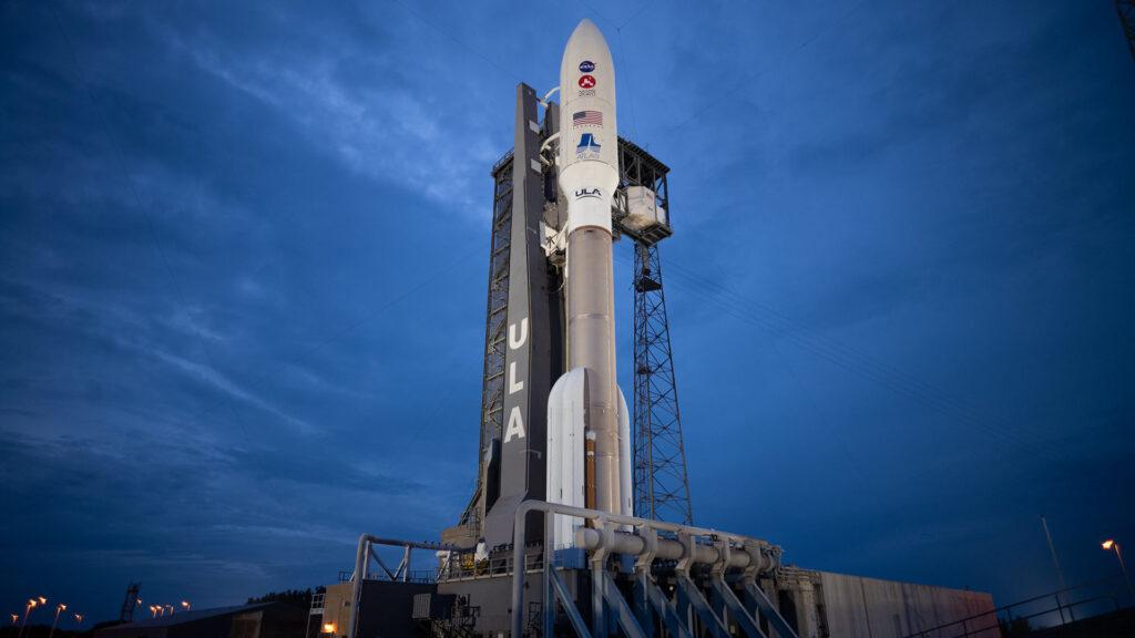 Atlas V fusée