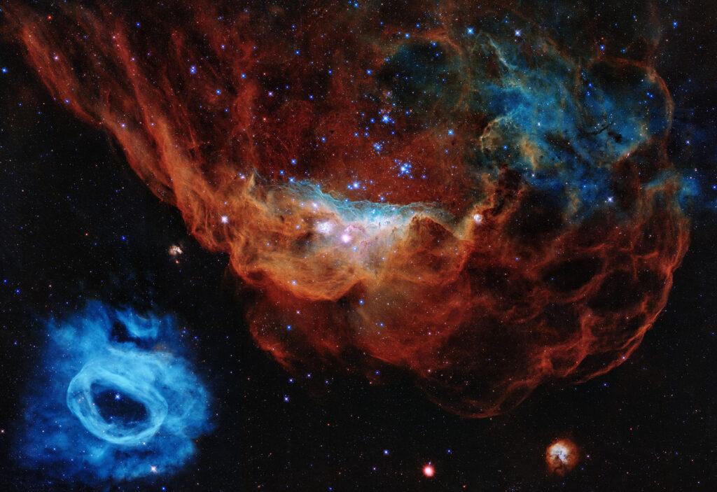 nébuleuse Grand Nuage de Magellan