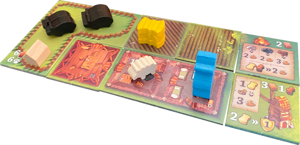 Agricola Famille