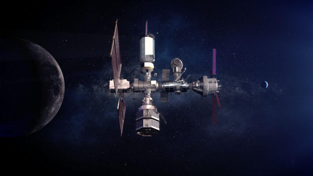 LOP-G Lunar Gateway