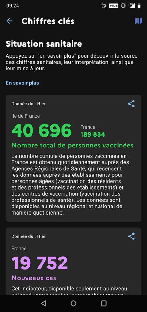 TAC vaccin