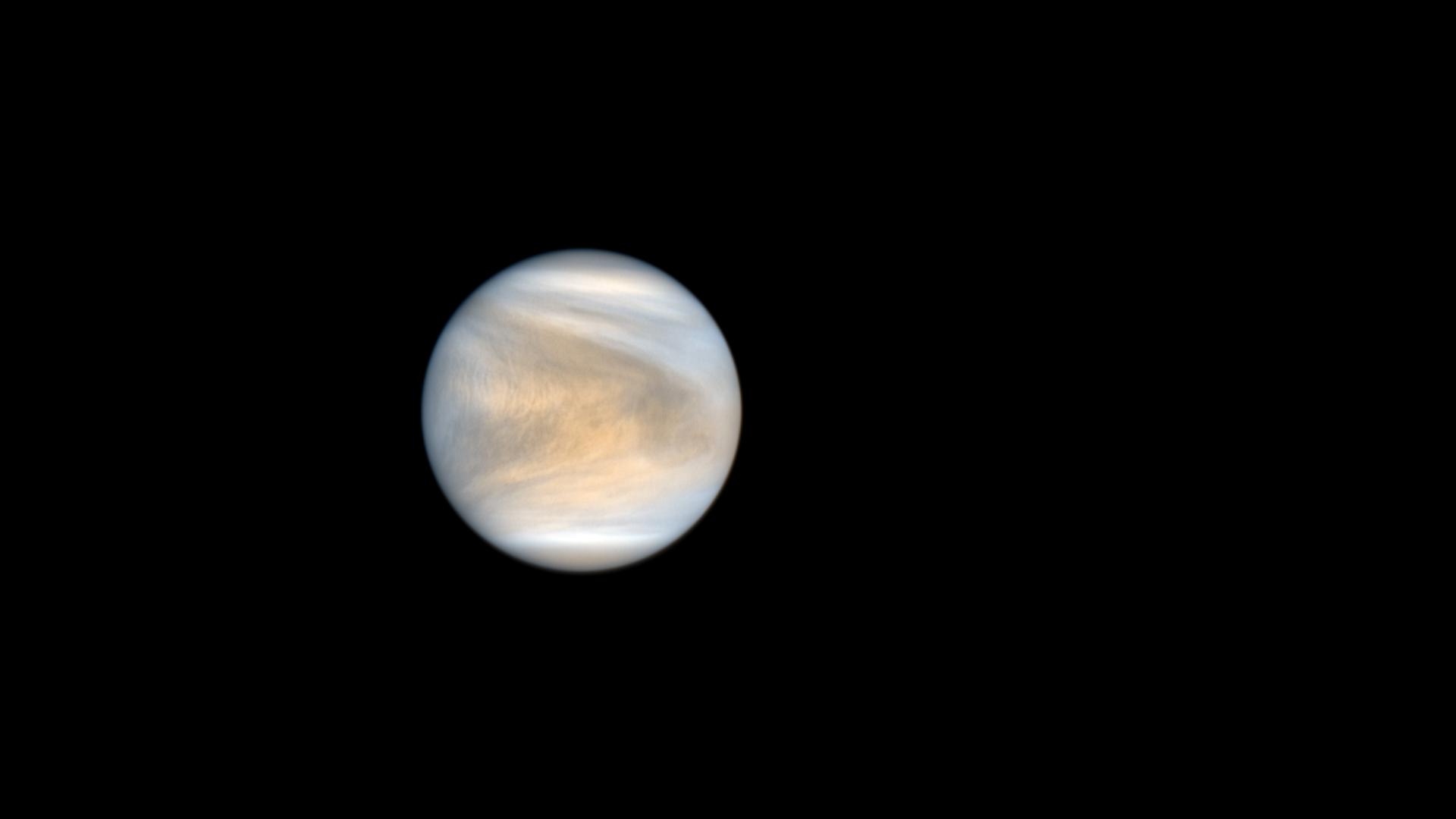 La phosphine sur Vénus ne pourrait être que du simple dioxyde de soufre