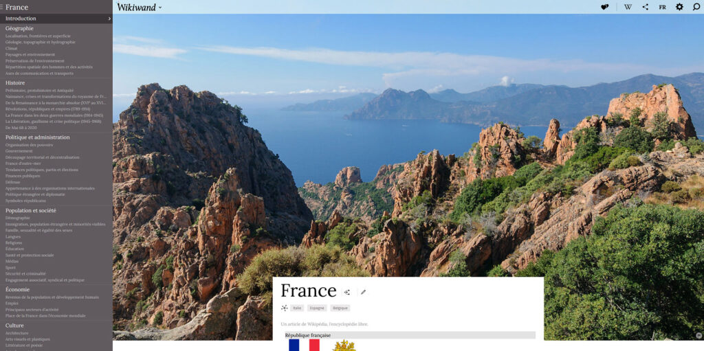 Wikiwand France