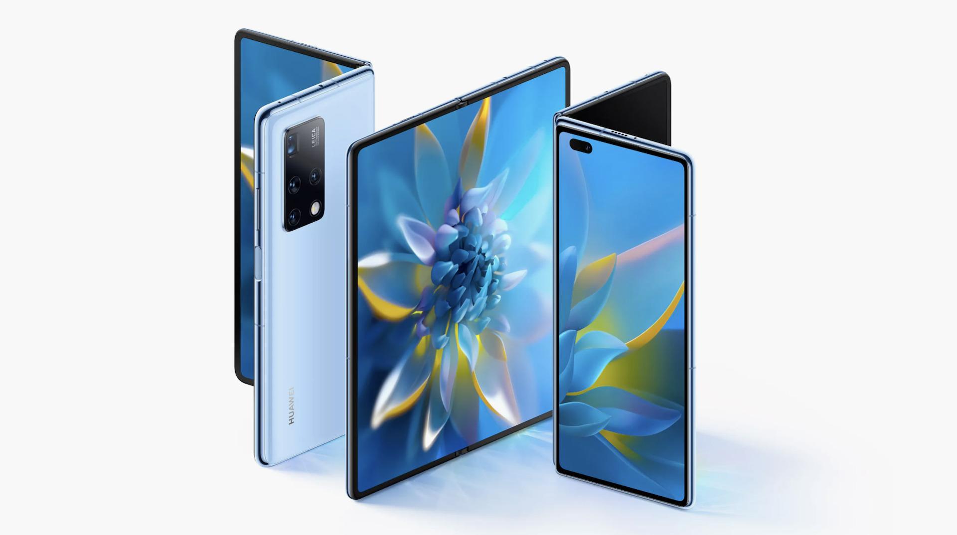 Le nouveau smartphone pliable d'Huawei est une victoire pour Samsung - Numerama