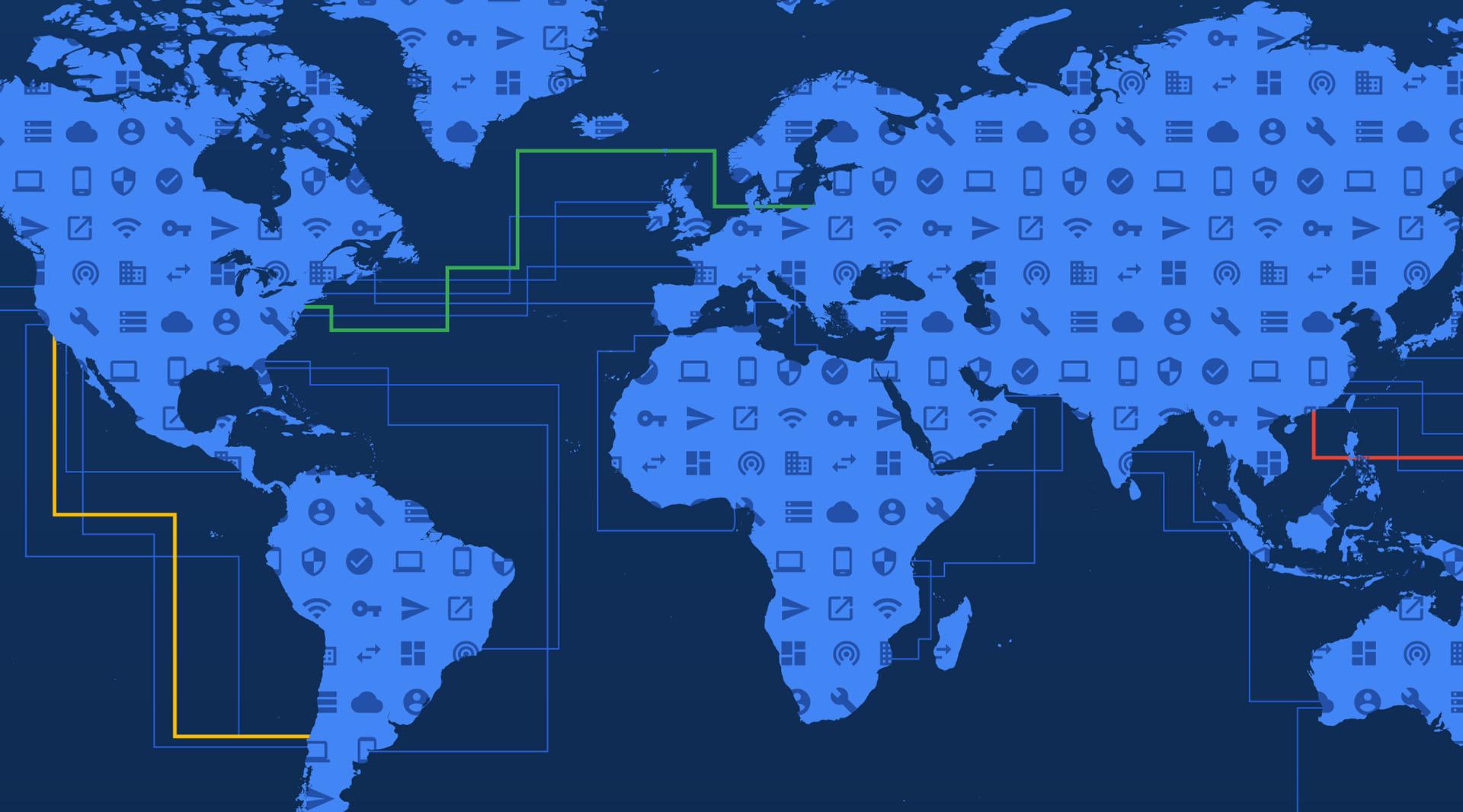 Un tout nouveau câble sous-marin entre les USA et la France a été mis en service - Numerama