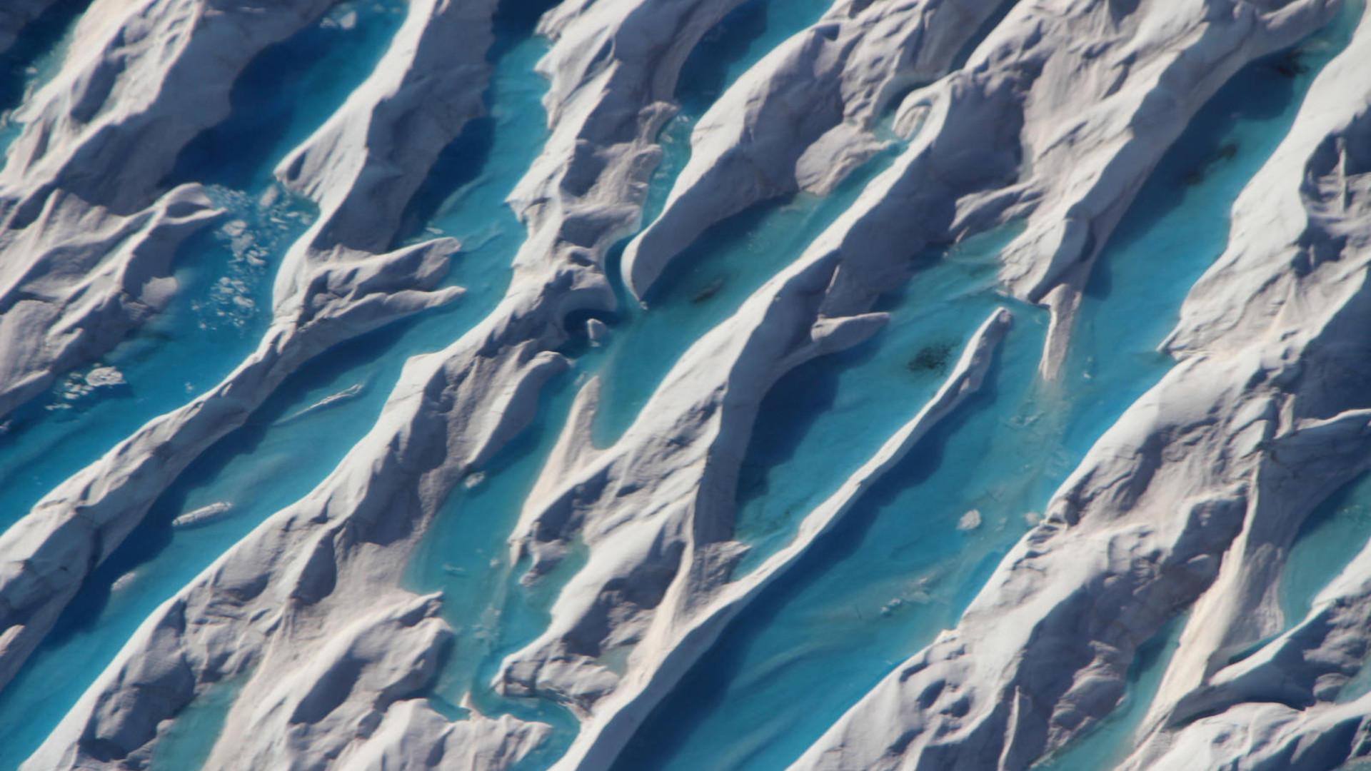 Les bactéries font fondre le Groenland plus vite que prévu - Numerama