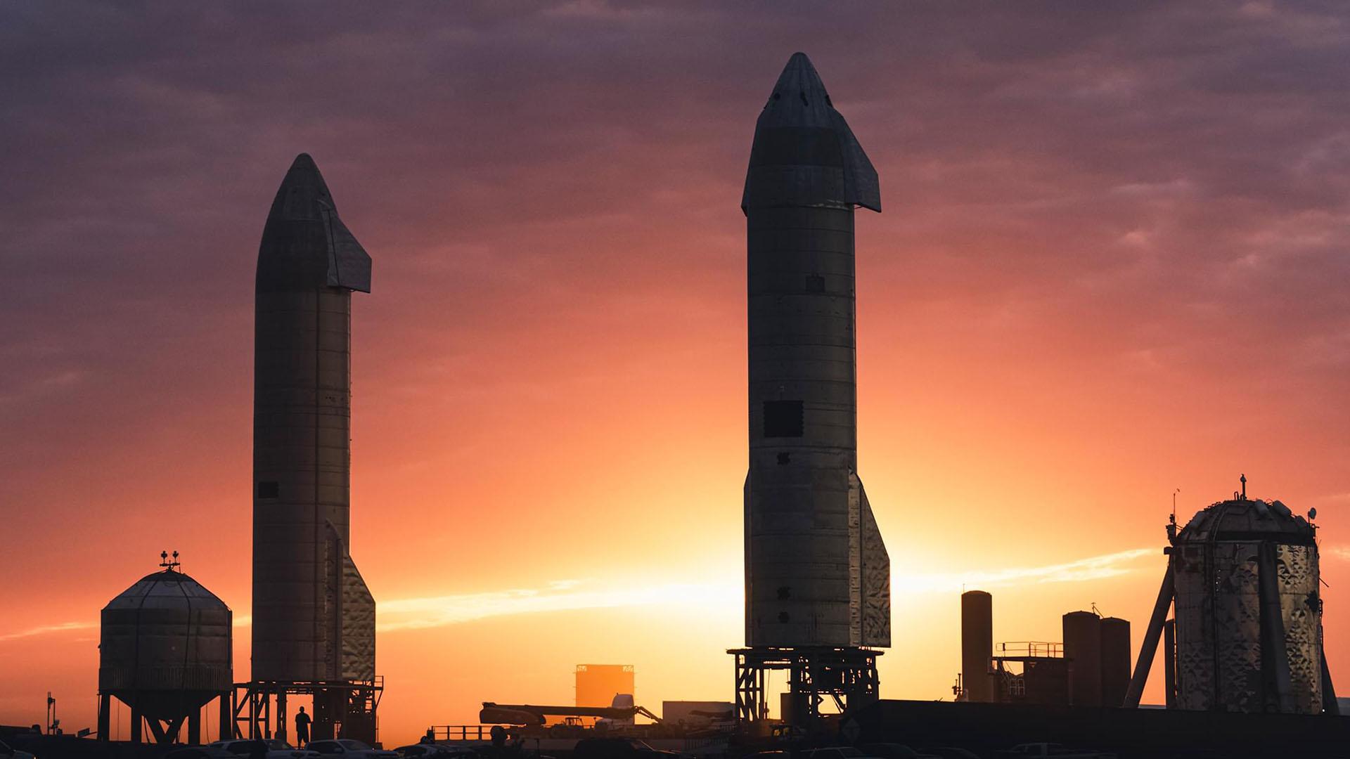 Starship : SpaceX publie des photos très réussies de son dernier vol d'essai - Numerama