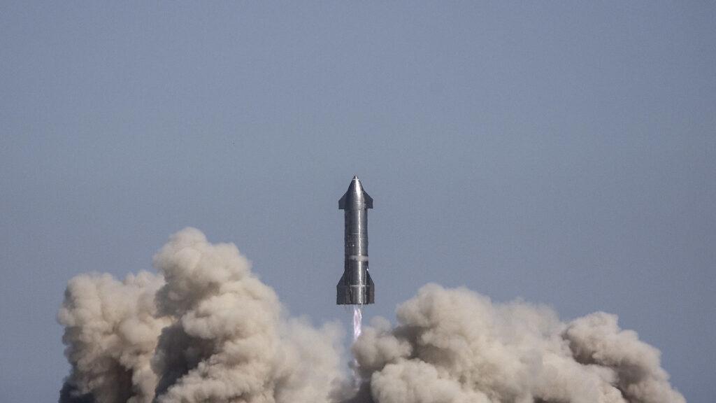 SpaceX Starship SN9 3