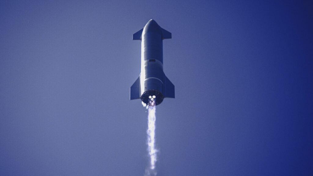 SpaceX Starship SN9 4