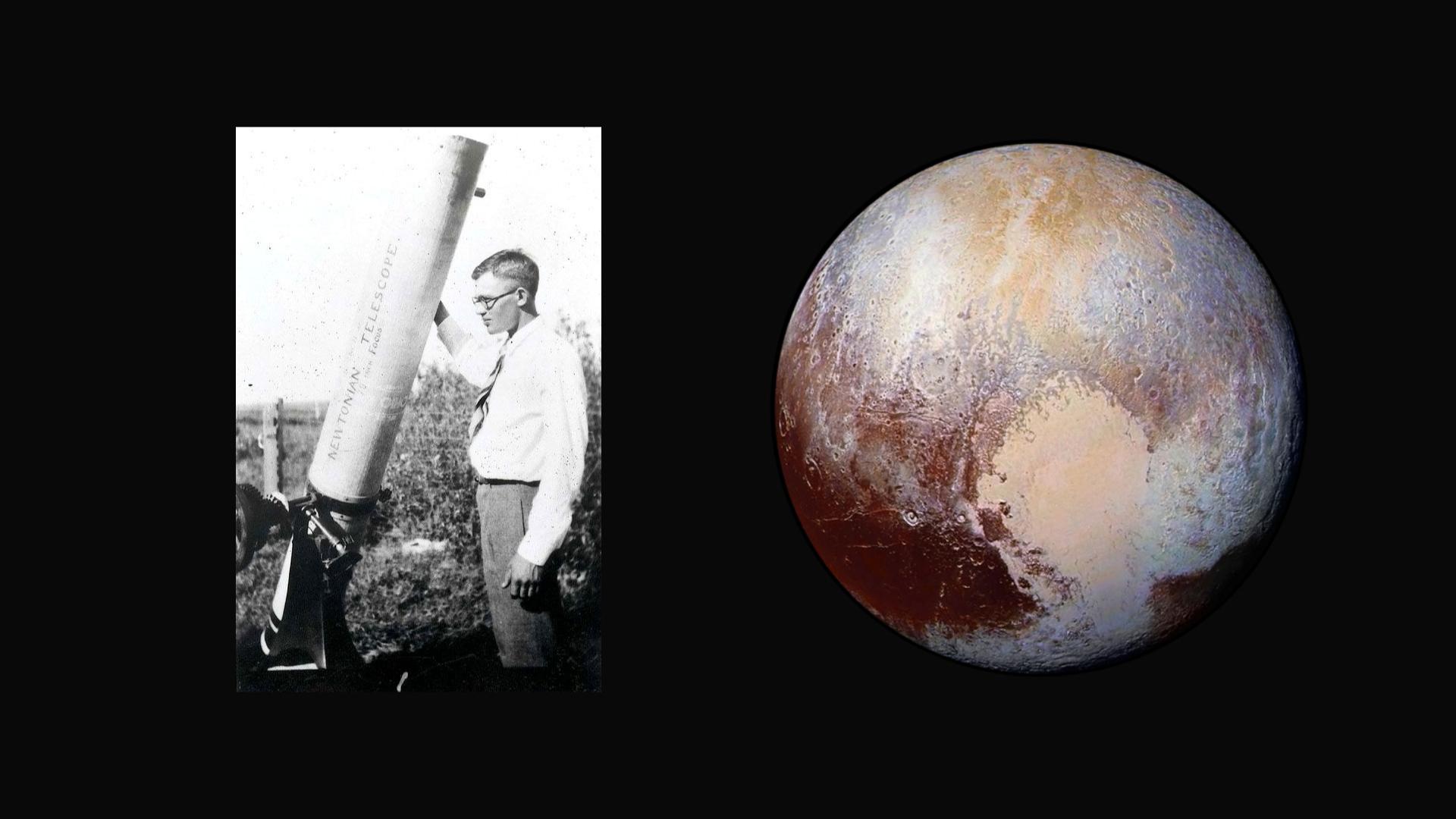 Comment Pluton a-t-elle été découverte il y a 91 ans ? - Numerama