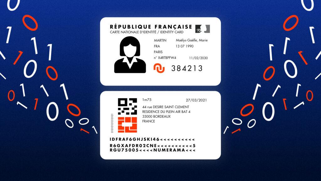 CNIe carte nationale d'identité électronique
