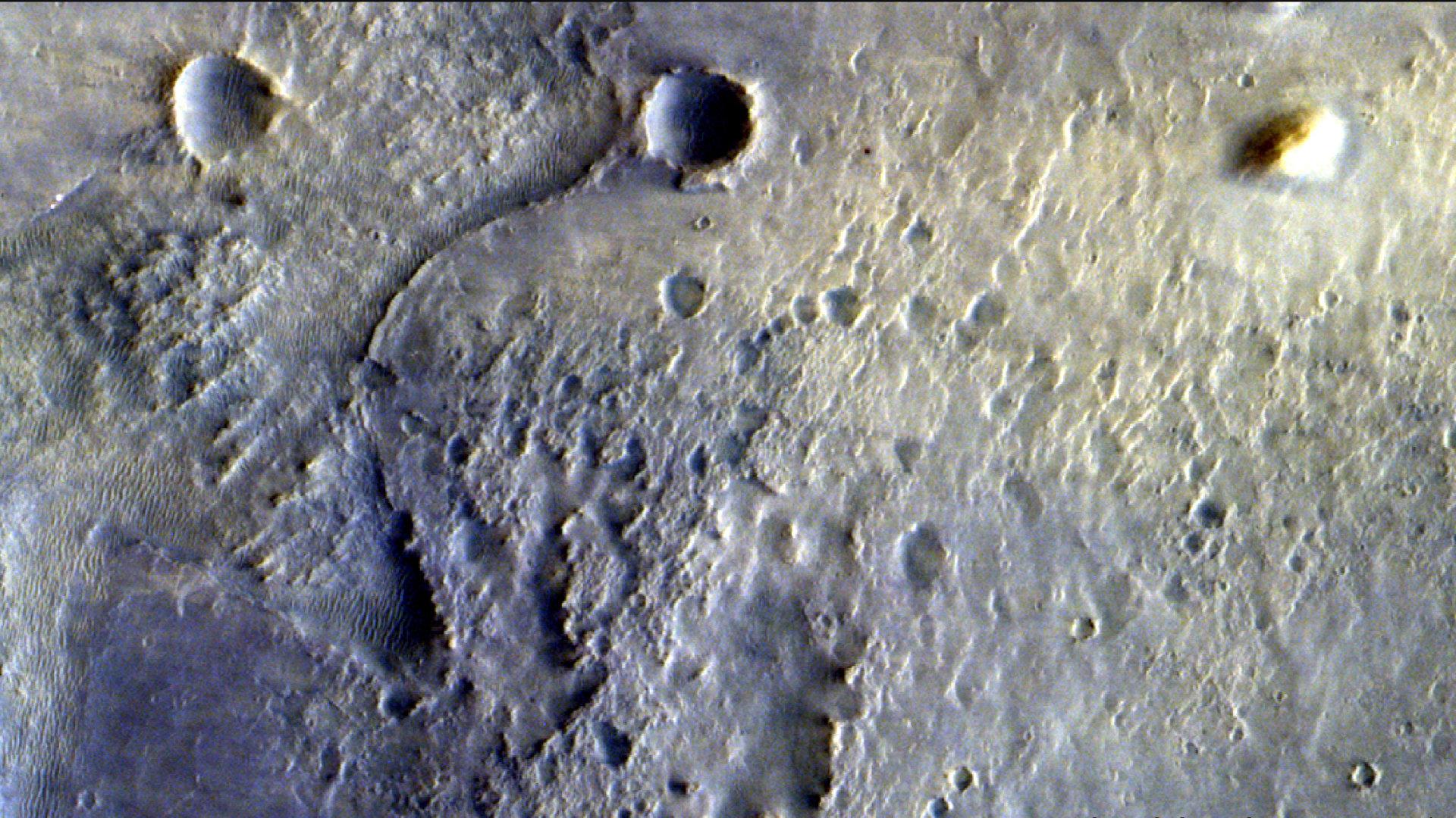 Saurez-vous repérer le rover Perseverance sur cette photo de Mars ? - Numerama